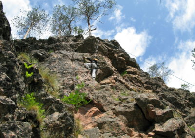 Rock Climbing in Ruoppivaara